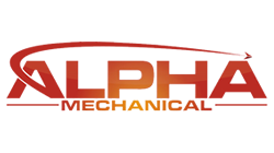 Alpha Mechanical Logo